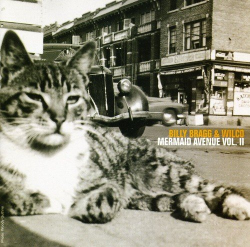 Mermaid Avenue Vol. II by BRAGG,BILLY & WILCO