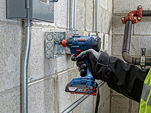 Bosch 18V In. 1/2 In. Two-In-One Socket-Ready Kit