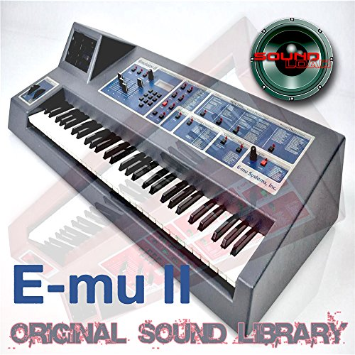 E-mu PROTEUS - THE King of Dance Modules - Large Original 24bit Multi-Layer WAVe/Kontakt Samples/Loops Studio Library; FREE USA Continental Shipping on DVD or download by SoundLoad (Image #2)