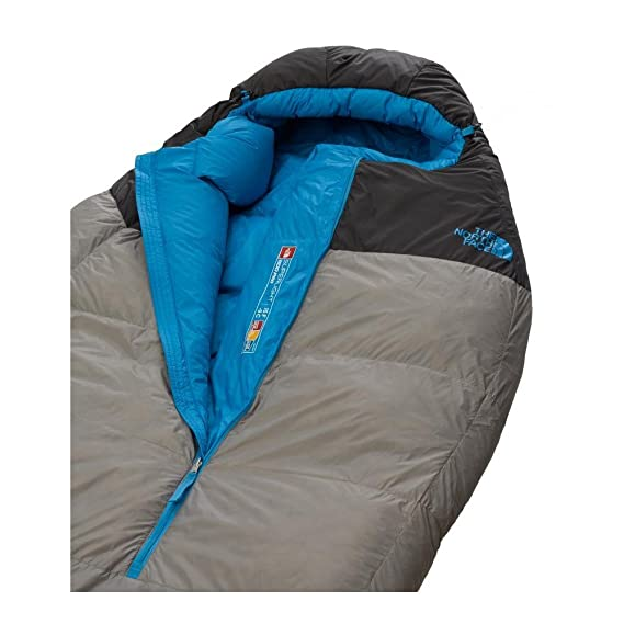 The North Face - Bolsa de Dormir Superlight 15 F/-9 C, Gris: Amazon.es: Deportes y aire libre