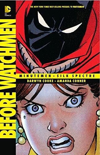 Before Watchmen:  Minutemen/Silk