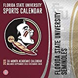 Florida State Seminoles: 2020 12x12 Team Wall Calendar