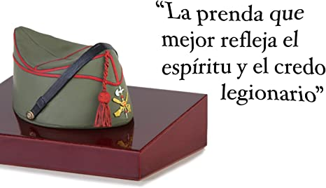 Chapiri Legionario réplica artesanal pintada a mano en su totalidad: Amazon.es: Juguetes y juegos