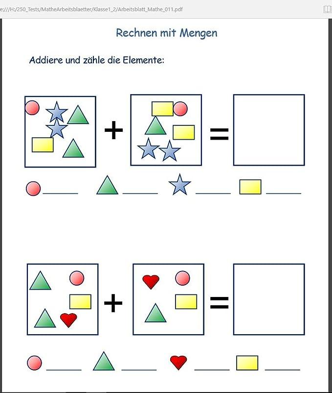 Lernpaket Grundschule 2016 [German Version]: Amazon.co.uk: PC ...