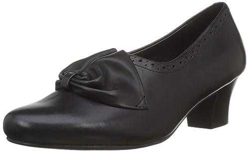 e5816da4af58 Hotter Women s Donna Closed Toe Heels  Amazon.co.uk  Shoes   Bags