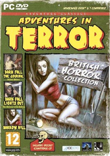 Adventures in Terror (Horror - Zia Collection
