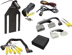 Metra Jeep - Plug-and-Play Backup Camera Solution - Jeep Wrangler 07-18, JK 2007-2018 (TE-Jeep-BU-1)