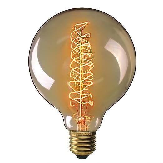 31 opinioni per Elfeland 40W Lampadina Edison, Lampadine Vintage Retro Stile Lampade Decorativa,