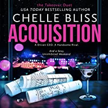 Acquisition Audiobook by Chelle Bliss Narrated by Brian Pallino, Natasha Soudek