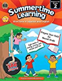 Summertime Learning Grd 2 - Spanish Directions