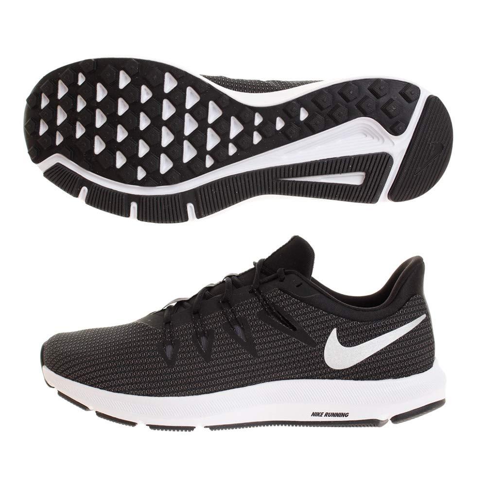 Activo Triturado legislación  Buy Nike Men's Black/Metallic Silver-Dark Grey Running Shoes-6 UK (40 EU)  (7 US) (AA7403-001) at Amazon.in