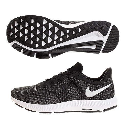 Cuidado Estrecho de Bering Sucio  Buy Nike Men's Black/Metallic Silver-Dark Grey Running Shoes-6 UK (40 EU)  (7 US) (AA7403-001) at Amazon.in