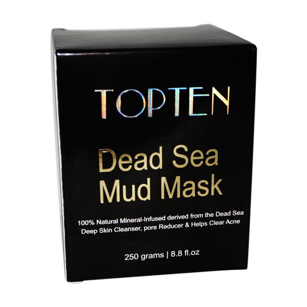 Amazon com : TopTen Dead Sea Mud Mask : Beauty