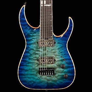 Jackson USA Misha Mansoor Juggernaut BULB HT7 LBS · Guitarra ...