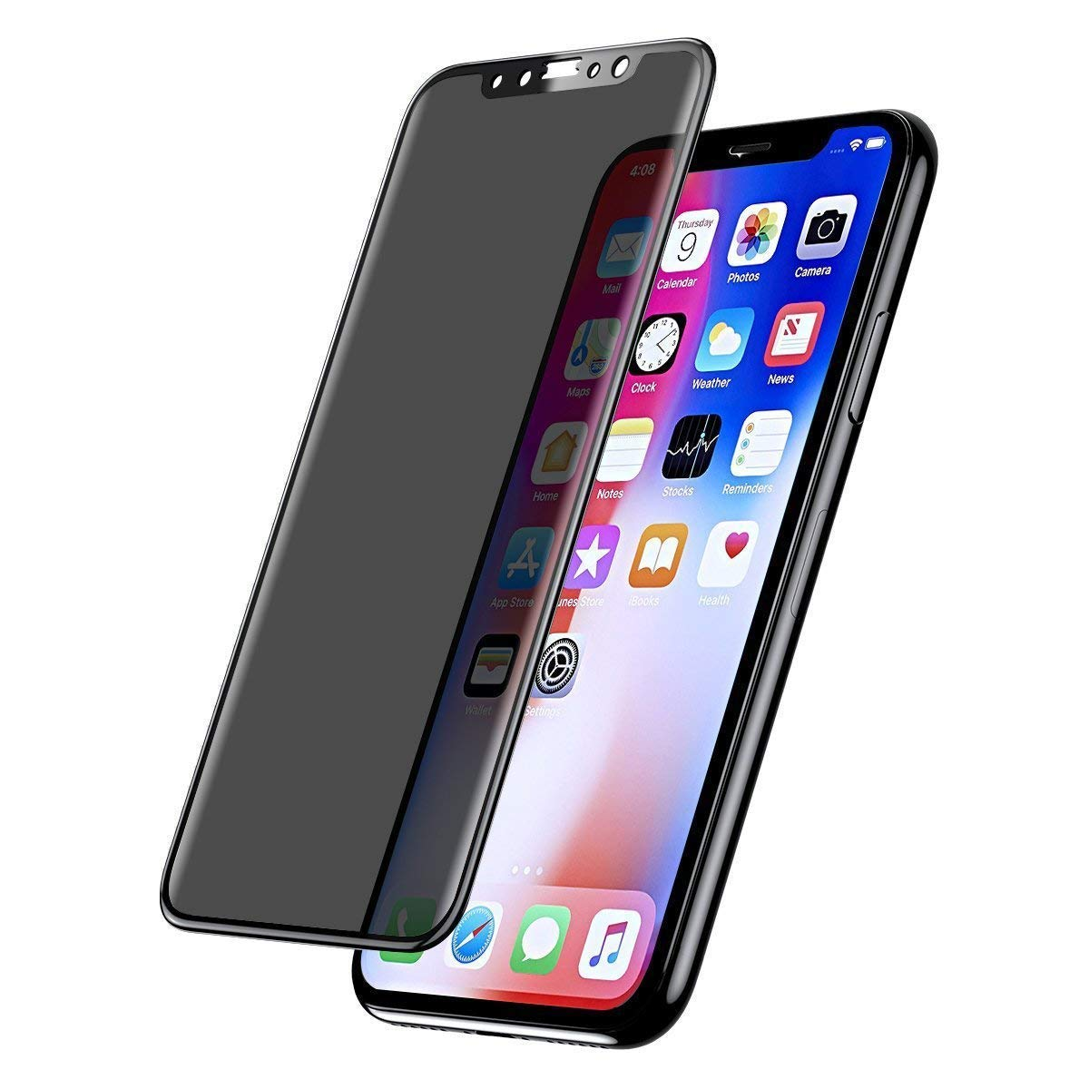Amazon com: Tether Privacy Screen Protector Compatible with