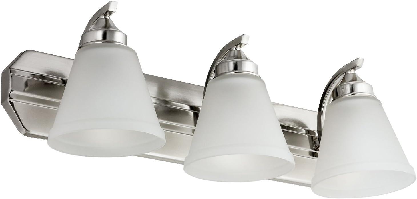 Sunlite 45057-SU Modern Bell Vanity Fixture 24