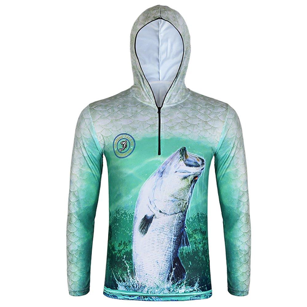 9c57bf5f9b ASOFTA Men Women Hoodies UPF 50+ UV Sun Protection Fishing Shirts Quick Dry  Sweatshirts Ultra-Light Long Sleeve Rash Guard at Amazon Men s Clothing  store