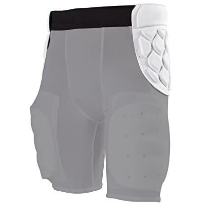 68f0b7f72c5 Cramer Classic 5-Pad Football Girdle w  Dual Layer Hip Pointer Protection