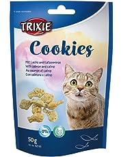 Trixie 42743 Cookies mit Lachs und Catnip