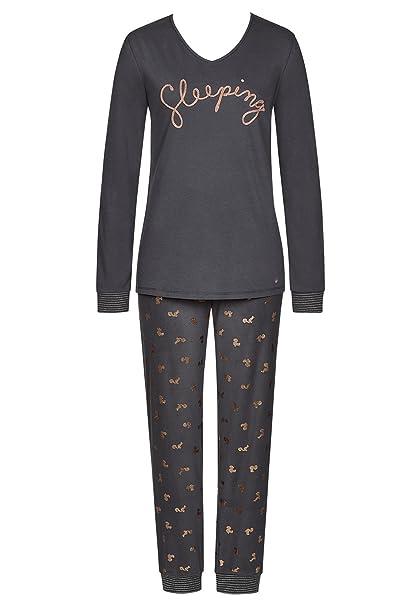 Triumph - Pijama - para Mujer Gris X-Large