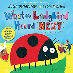 What the Ladybird Heard Next Audiobook