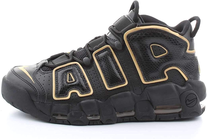Air More Uptempo '96 (Black/Metallic