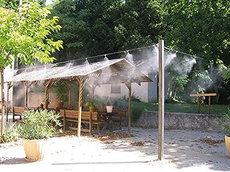 Brumisateurs & Co 052 Kit de Nebulización/Rociador de terraza 7, 5 ...