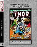 Marvel Masterworks: The Mighty Thor Volume 12