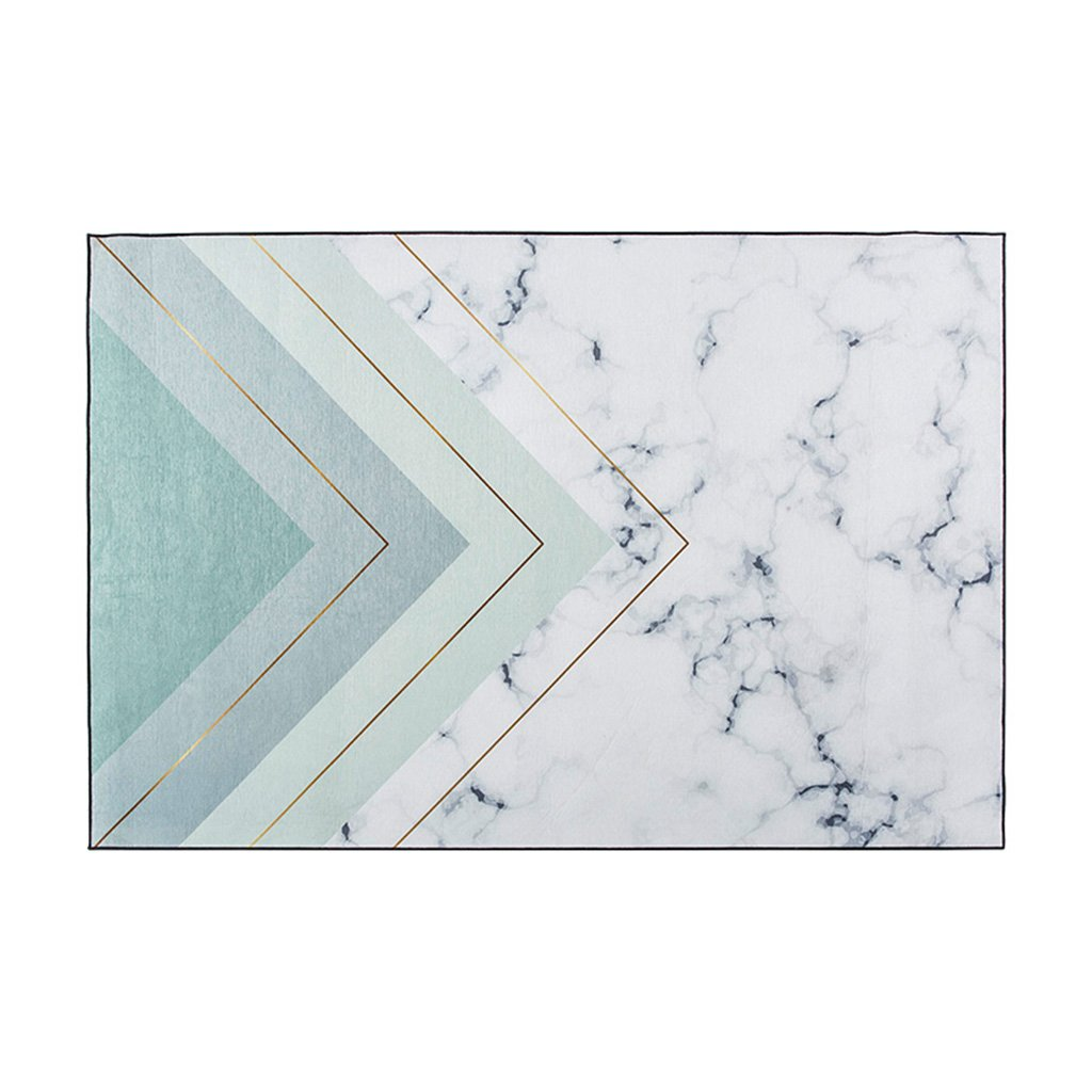 Sdvh 現代ミニマル汚れにくい品質のベッドルームアクセサリーリビングルームカーペットコーヒーテーブル敷物 (サイズ さいず : 140*200CM) B07QTXP11C  140*200CM