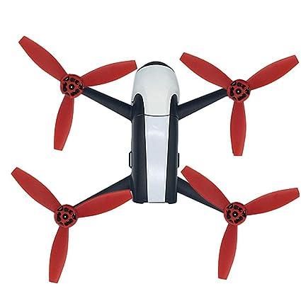 IGEMY Rotor Hélices Apoyos de actualización para Parrot Bebop 2 ...