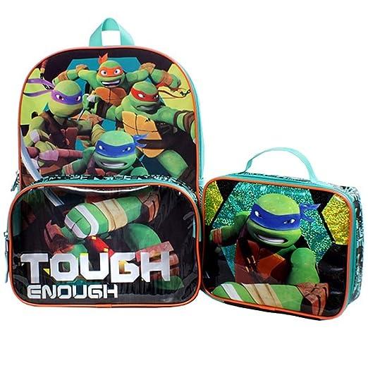 Amazon.com: Juego de mochila y fiambrera para niños, diseño ...