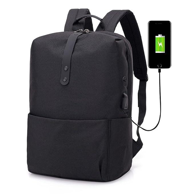 378398ffbf8a Amazon.com: XGao Laptop Backpack Bag Unisex Roomy College Travel ...