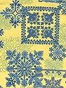 キャシー中島のハワイアンプリント生地 <キャシーマム> キルト(20002-Y) ※価格は、10cmの価格。ご注文は、50cmから10cm単位で承ります。 Kathy Mom ルシアン LECIEN アイランドスタイル 布・生地の商品画像