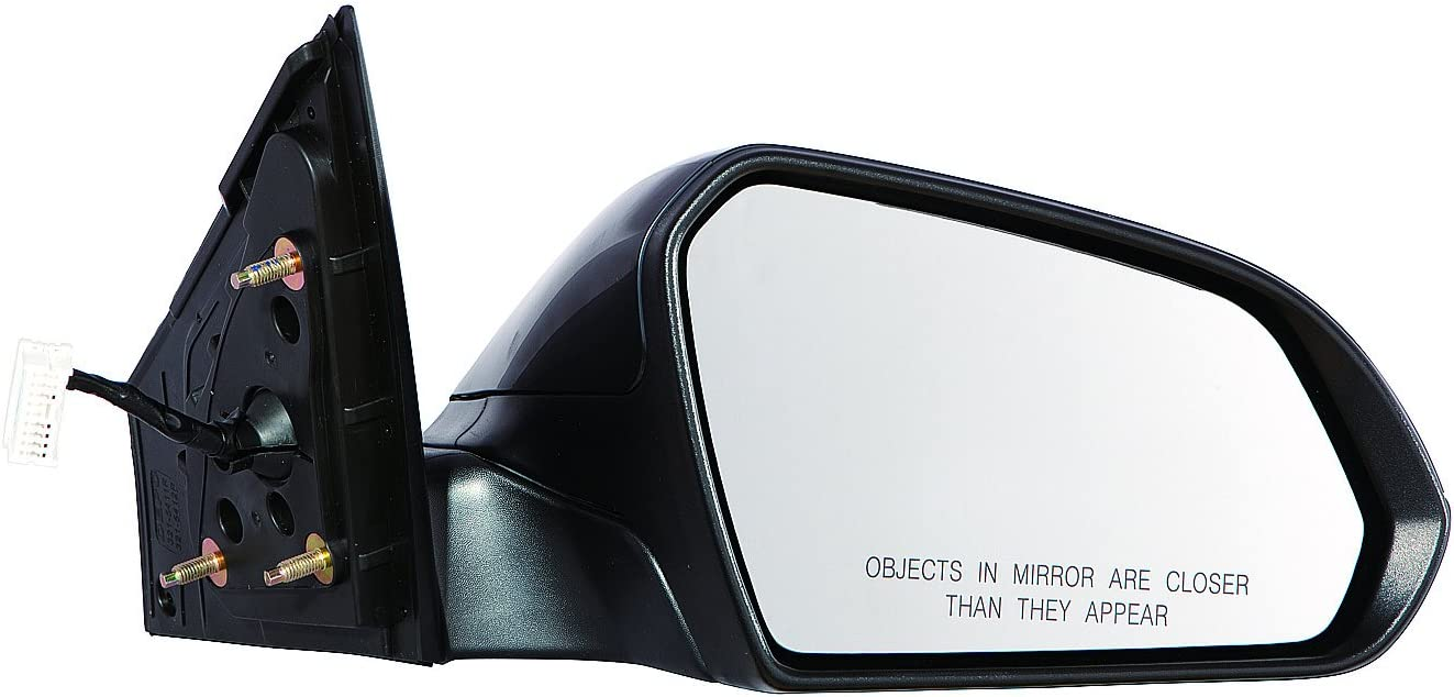 DEPO 321-5411R3EBH Replacement Passenger Side Door Mirror Set (This product is an aftermarket product. It is not created or sold by the OE car company)
