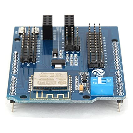 WINGONEER ESP8266 WiFi Web Server Shield NodeMCU for Arduino Uno, Mega2560  similar CC3000