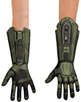 Disguise Master Chief Deluxe Child Gloves
