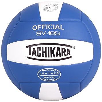 Tachikara - Pelota de Voleibol de Piel de Calidad Profesional ...