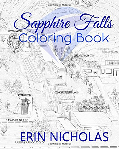 Download Sapphire Falls Coloring Book PDF