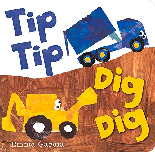 Tip Tip Dig Dig (All About Sounds)