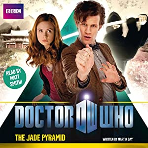 Doctor Who: The Jade Pyramid Radio/TV Program