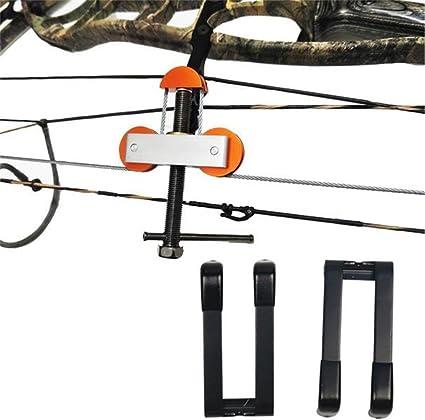 MILAEM Compound Bow Press Kit L Bracket Adaptor Package Bundle Archery Accessories