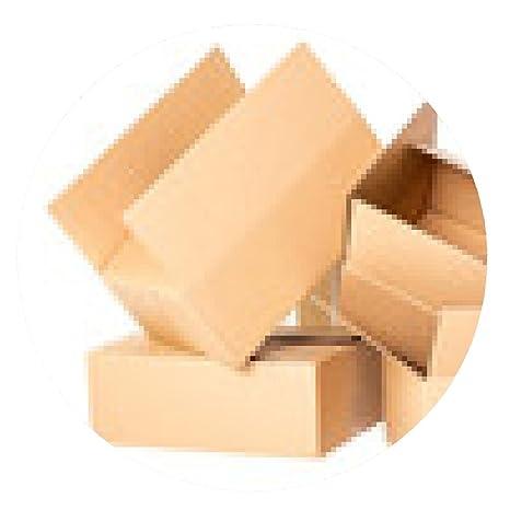 alfombrilla de ratón Cajas de cartón - ronda - 20cm