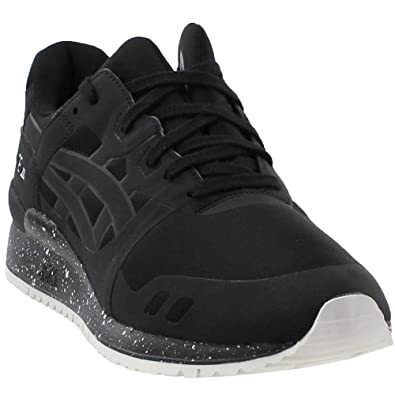 Onitsuka Tiger by Asics Mannen Gel Lyte III NS BlackBlack 1 9 D US