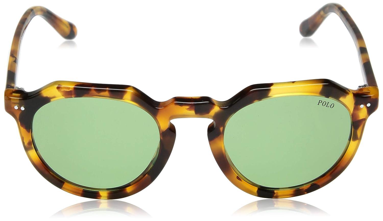 Amazon.com: Gafas de sol Polo PH 4138 5031/2 HAVANA TOKIO ...