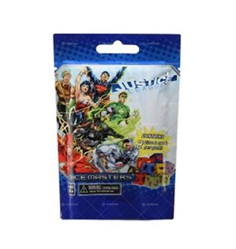 DC Dice Masters: Justice League Gravity Feed Booster: Amazon ...