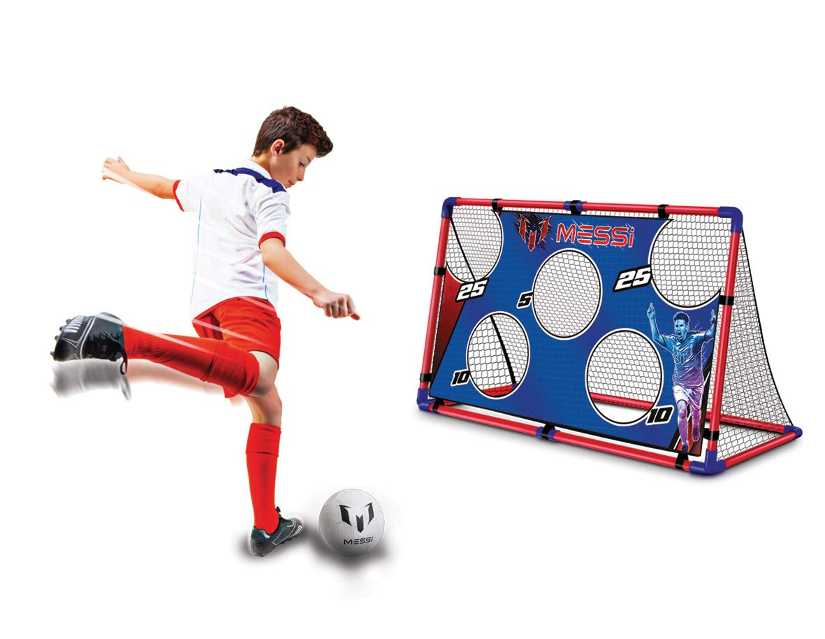 Ball Pumpe OUTDOOR Messi Training 2/in 1/Footvolley