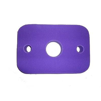 Planche de natation Baby Mini 30x 20x 3,8cm, enfants, adultes Purple Violet