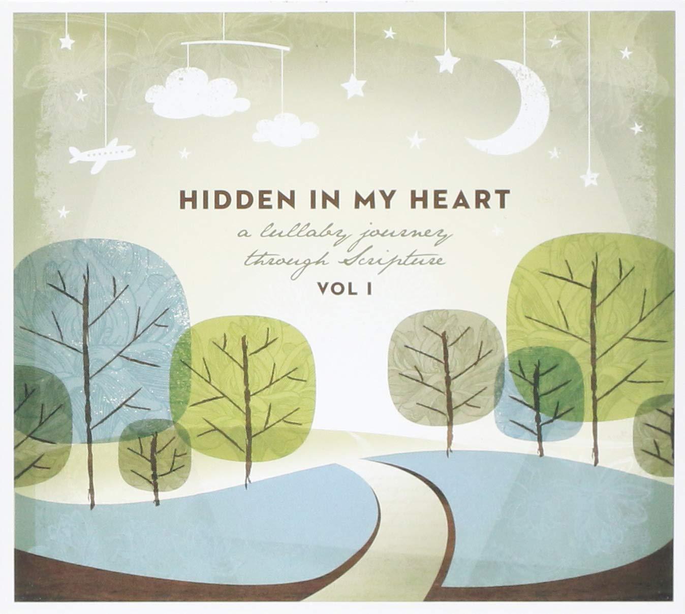 Rebecca Mizell, Ben Glover, Leah Tenney, Michael Rossback, Jay Stocker -  Hidden In My Heart: A Lullaby Journey Through Scripture - Amazon.com Music