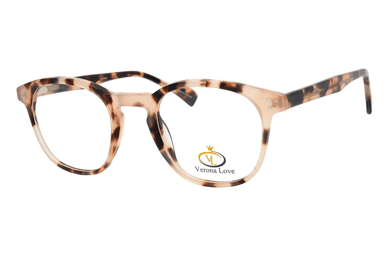 Demi Chestnut High End Acetate Eyewear Frame Classic Black Fashion Eyeglasses Optical Frame Prescription Glasses For Men and Women