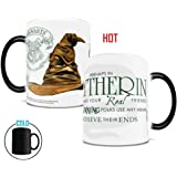 Morphing Mugs Harry Potter Sorting Hat Slytherin House Heat Reveal Ceramic Coffee Mug - 11 Ounces